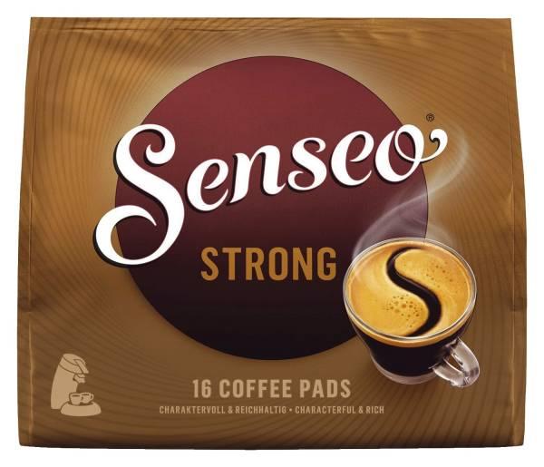 Strong 16 Kaffeepads®