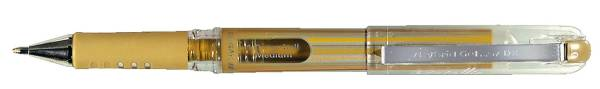 Gel Tintenroller Hybrid METALLIC GIANTS 0,5 mm, gold