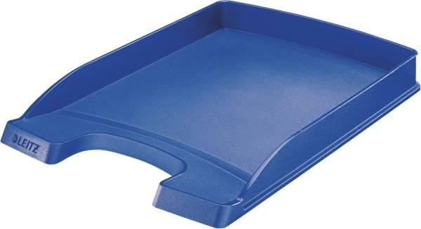LEITZ Briefkorb A4 blau 5237-00-35