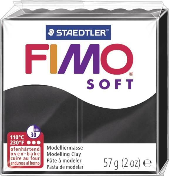 Modelliermasse soft 56 g, schwarz®