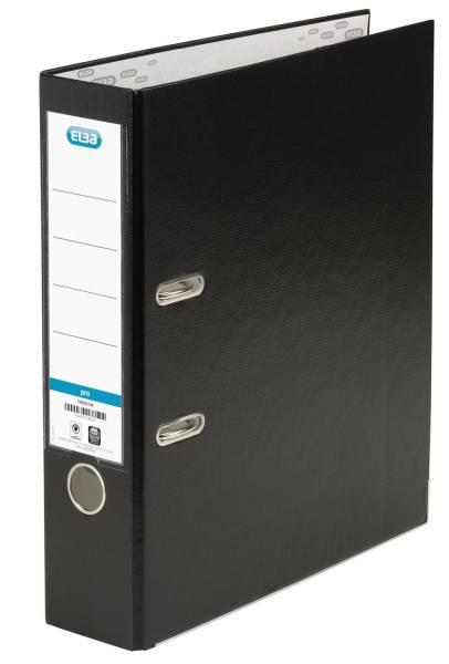 ELBA Ordner A4 8cm smart Pro schwarz 100202154 10456SW