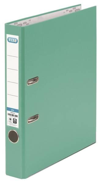 Ordner smart Pro (PP Papier) A4, 50 mm, mint