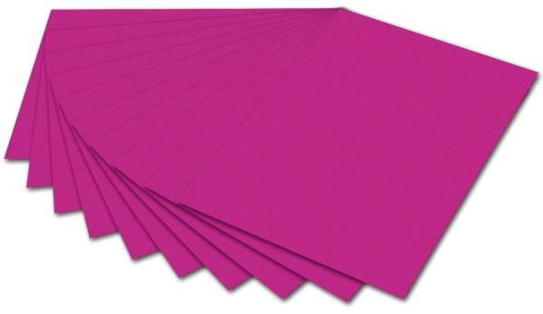 Tonpapier A4, pink