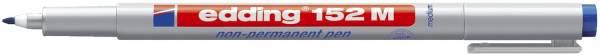 EDDING Folienstift 152M blau 152 003 non permanent