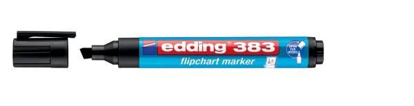 383 Flipchartmarker nachfüllbar, 1 5 mm, schwarz