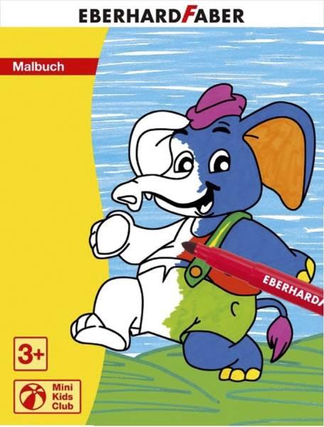 EBERHARD FABER Malbuch Mini Kids Club 579904