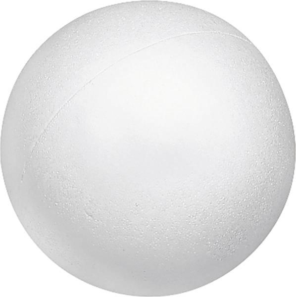 Styroporkugel Ø 6 cm, weiß