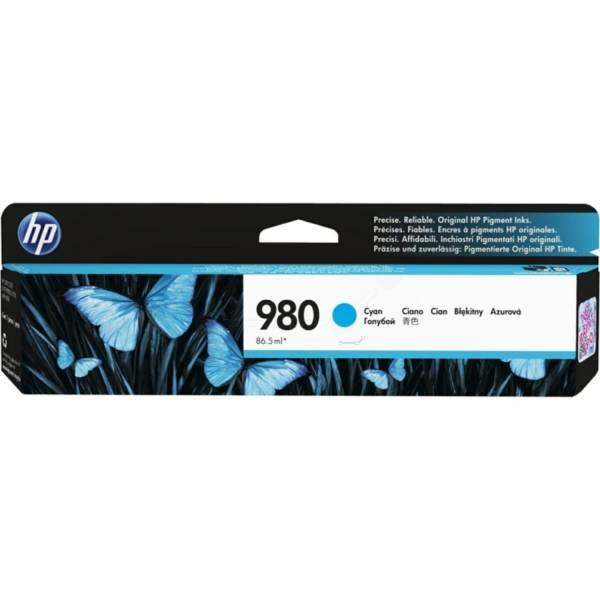 HP Inkjetpatrone cyan Nr. 980 D8J07A
