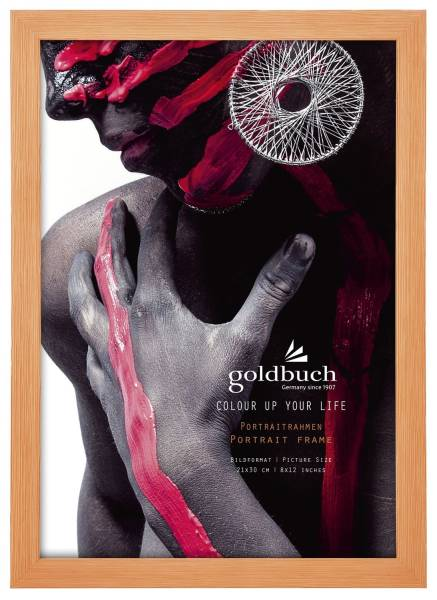 GOLDBUCH Bilderrahmen Colour up gelb 910105 f. 21x30cm