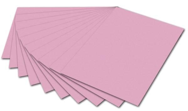 Fotokarton A4, rosa