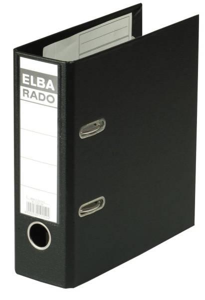 Ordner A5 hoch 75mm schwarz
