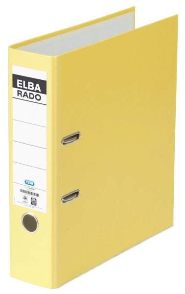 ELBA Ordner radolux gelb 100022613 10417GB