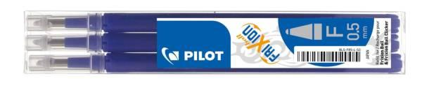 PILOT Rollermine Frix.Click.3St blau 2276003F BLS-FR5-S3-L