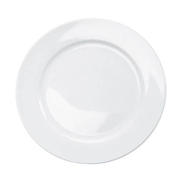 ESMEYER Teller 6ST 19 cm weiß 433-238/433-003 Heike