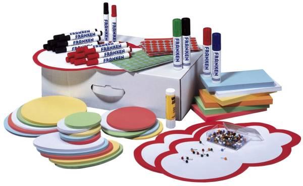 Moderationsbox, 1 500 Teile