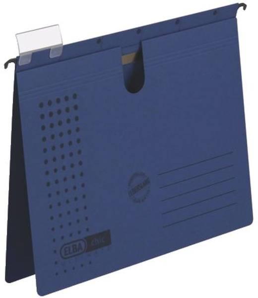 Hängehefter chic ULTIMATE Karton (RC), 240 g qm, A4, dunkelblau, 5 Stück®