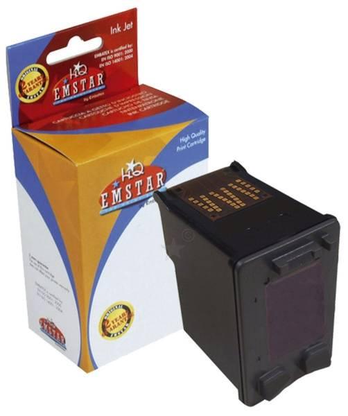 EMSTAR Inkjetpatrone schwarz H36 C6656AE