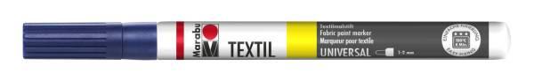 Textil Painter Dunkelblau 053, 1 2 mm