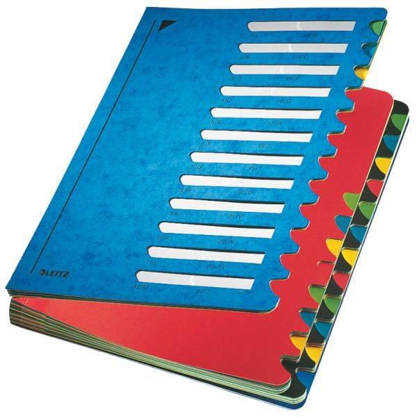 5914 Deskorganizer Color 1 24, 24 Fächer, Karton, blau