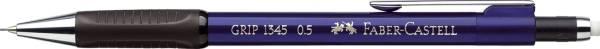 Druckbleistift GRIP 1345 0,5 mm, B, metallic blau