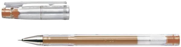 PILOT Gelschreiber ultrafein braun 2502007 BL-G-TecC4