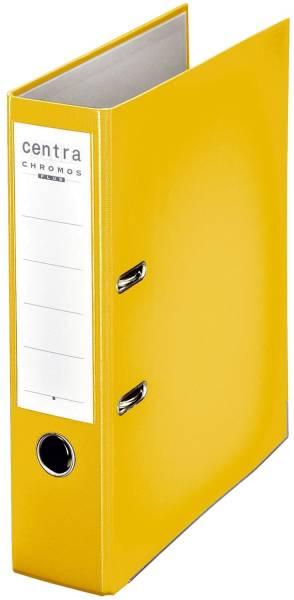 Ordner PP Chromos A4, 80 mm, gelb
