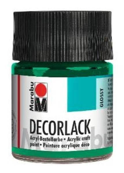 Decorlack Acryl, Saftgrün 067, 50 ml