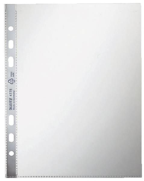 4775 Prospekthülle Standard, A5, PP, glasklar, 0,08 mm, dokumentenecht, farblos, 100 Stück