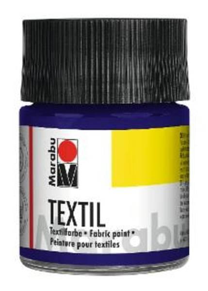 Textil Dunkelblau 053, 50 ml
