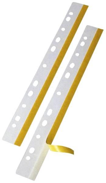 Heftstreifen HEFTFIX selbstklebend, 292 mm, glasklar, 10 Stück®
