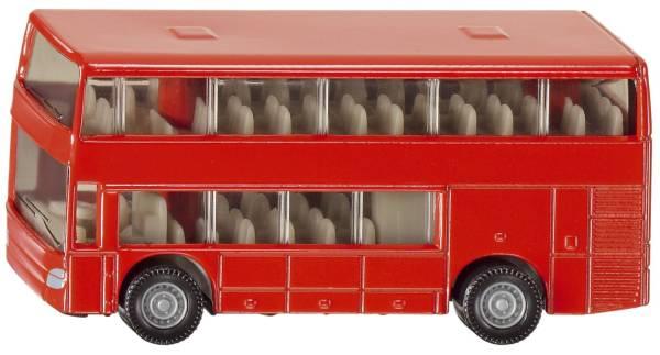 SIKU Doppelstock-Reisebus 1321