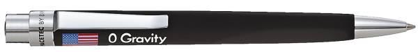Kugelschreiber Spacetec O Gravity schwarz