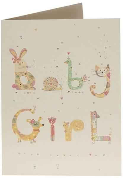 TURNOWSKY Freudiges Ereignis Baby Girl r ART 10527 Bild