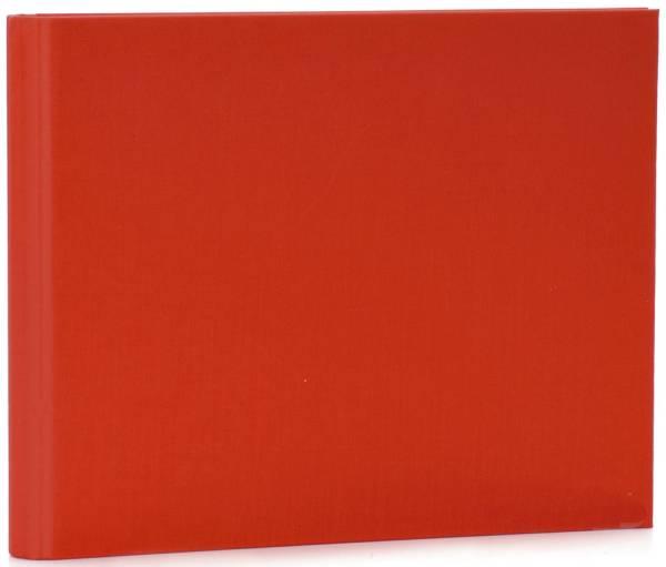 GOLDBUCH Gästebuch Linum rot 47927 29x30cm