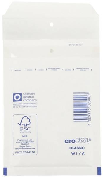 AROFOL Luftpolstertasche 200ST 120x175 weiß 1/A 2FVAF000101
