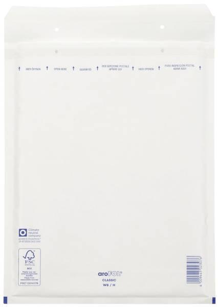 AROFOL Luftpolstertasche 100ST 290x370 weiß 8/H 2FVAF000108