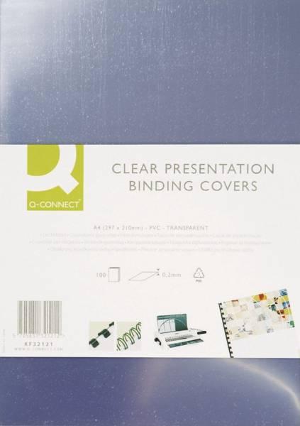 Umschlagfolie, A4, 0,20 mm, 100 Stück
