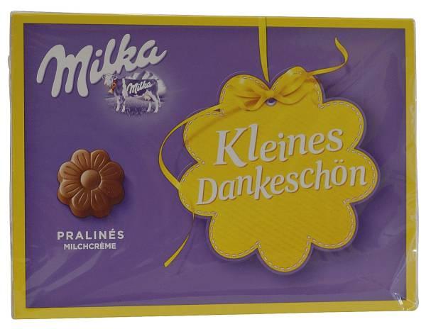 MILKA Schokolade Kleines Dankeschön 110g 5560165886/3908048006