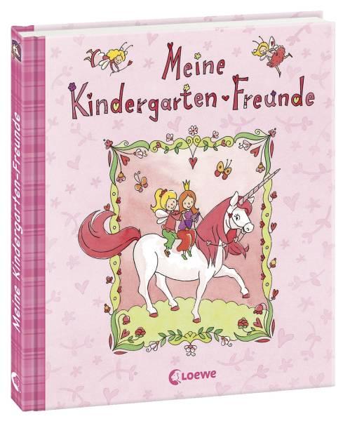 Meine Kindergarten Freunde Einhorn 64 illustrierte Seiten, 19 x 20,5 cm