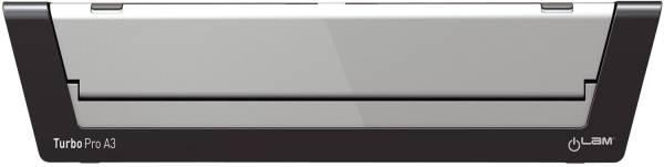 Laminiergerät iLAM Touch Turbo Pro A3, 80 250mym, silber schwarz