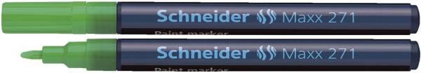 SCHNEIDER Lackmalstift grün 271 SN127104 1-2mm