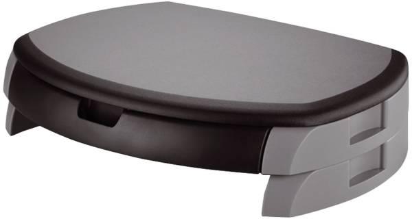 Q-CONNECT Bildschirmträger grau/schwarz KF20081