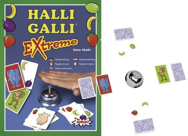 Kartenspiel Halli Galli EXTREME