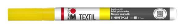 Textil Painter Gelb 019, 1 2 mm