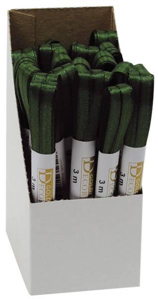 Basic Taftband 5mmx3m dunkelgrün
