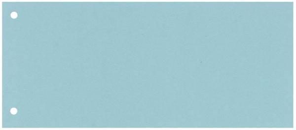 Trennstreifen 190 g qm Karton, blau, 100 Stück