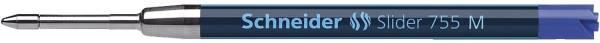 Kugelschreibermine Slider 755, dokumentenecht, M, blau