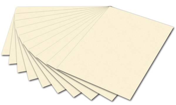Fotokarton 50 x 70 cm, beige