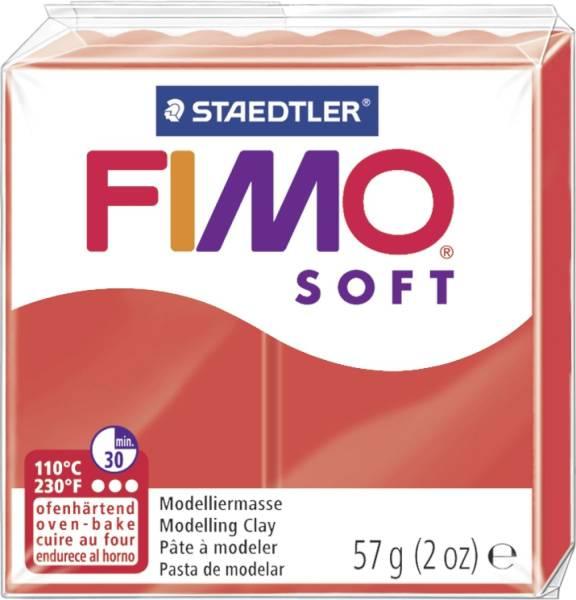 Modelliermasse soft 56 g, indischrot®