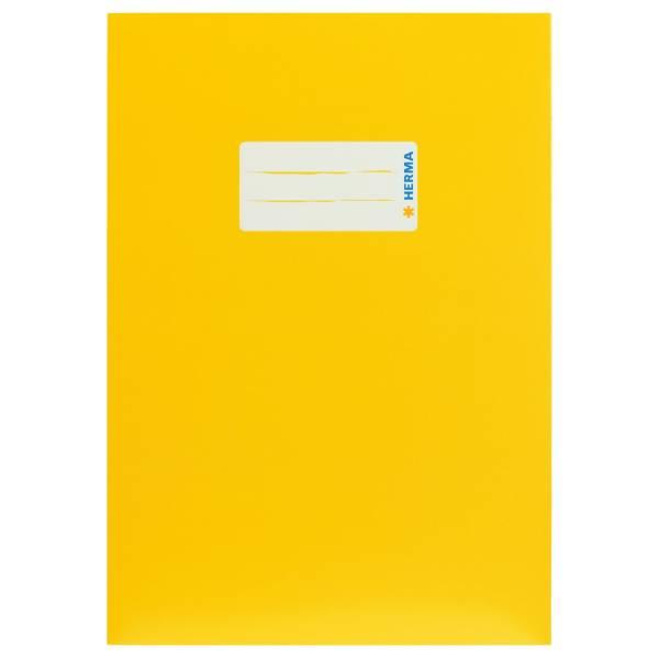 HERMA Heftschoner Karton A5 gelb 19760